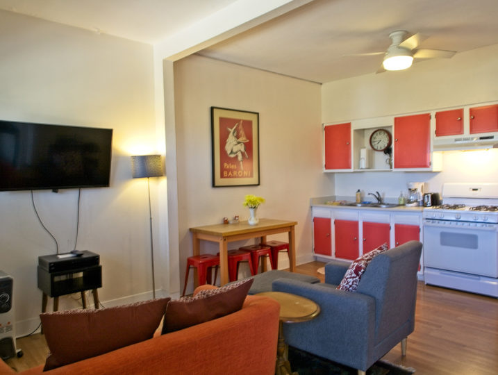 room 204 living area
