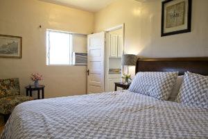 room 207 bedroom