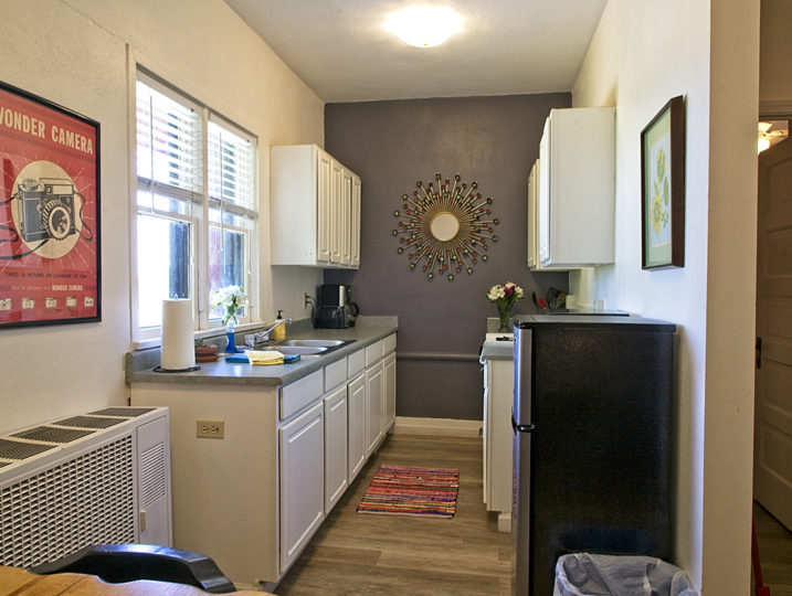room 206 kitchen