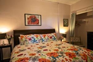 room 206 bedroom